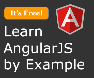 Learn AngularJS by Example