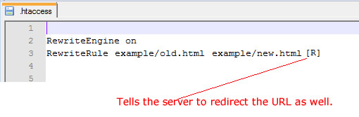 rewriterule with redirect