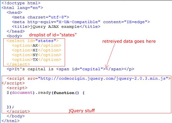 page framework