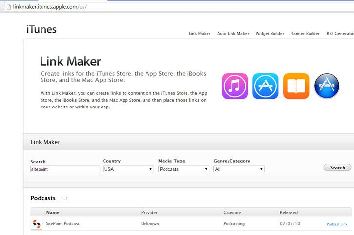 link maker