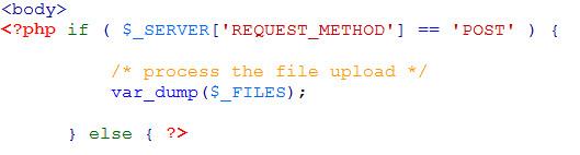 var_dump files