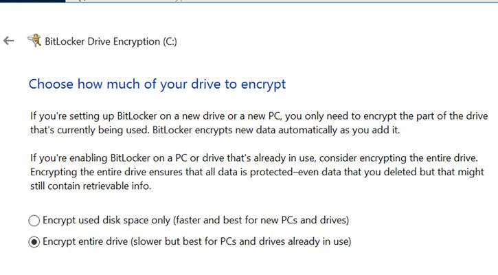 encrypt-entire-drive