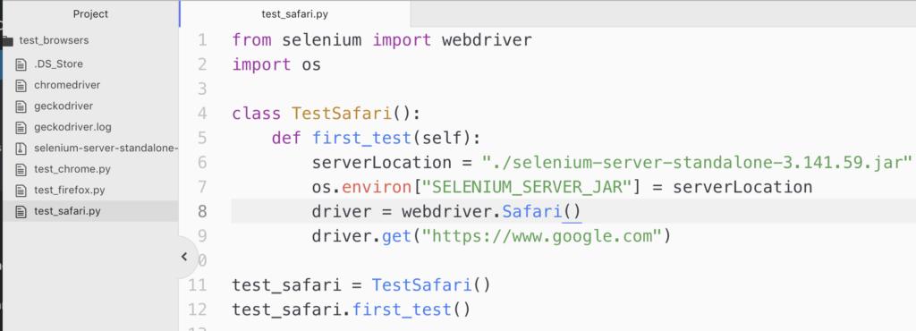 Tutorial Installing Selenium on Python | Learn Web Tutorials